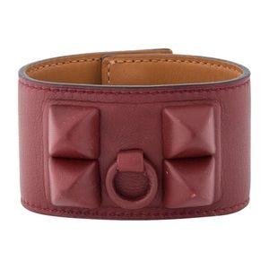 Leather Hermès Collier de Chien Shadow LIMITED ED